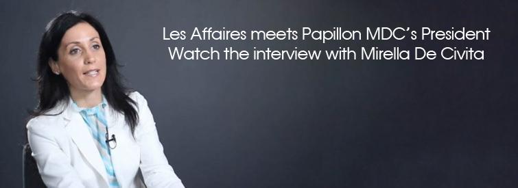 "Interview With ""Les Affaires"", June 2012"