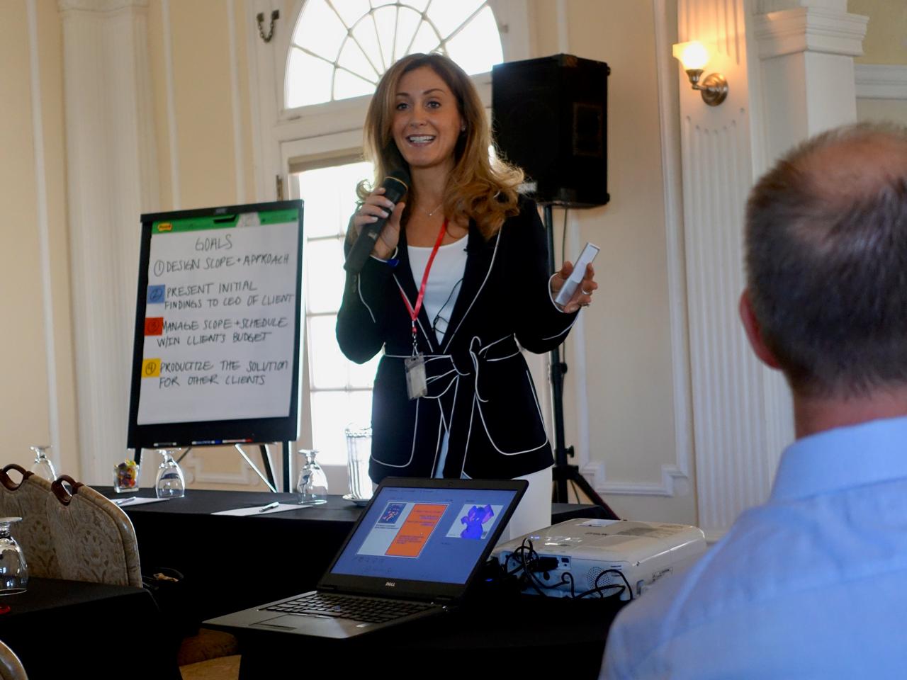 Dr. Mirella De Civita, Keynote Speaker At The 2018 MEECO Leadership Development Conference – May 21-23, Estes Park, Colorado