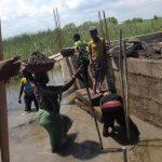 Evolution Of The Construction Of The School In Sô-Ava, Benin