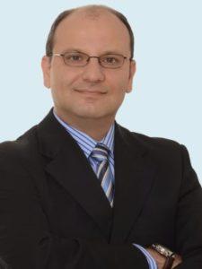 Nader Daou, VP papillon MDC